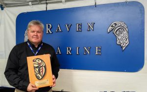 Raven Marine Anthony w Plaque