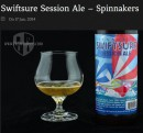Spinnakers Swiftsure India Session Ale
