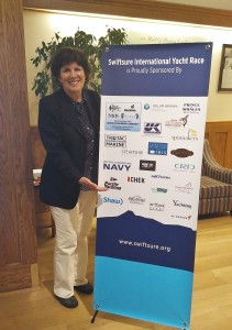 Pacific Yachting's Kathy Moore